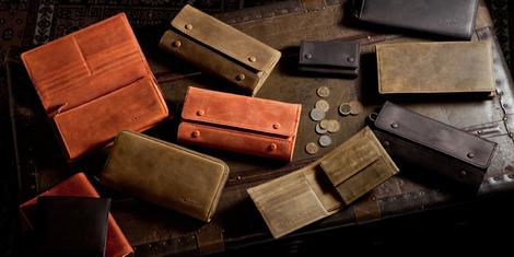 ナポレオンカーフ 財布